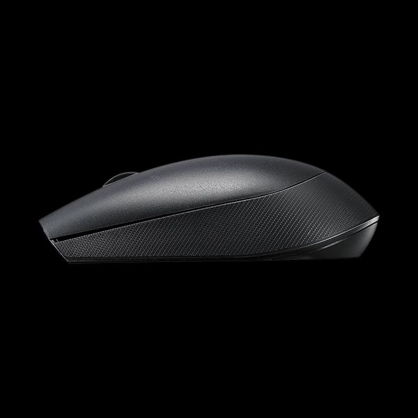 Rapoo Wireless Optical Mouse M17 Black фото