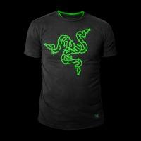 Razer Barbed T- Shirt Men L (RGF4M01S1K-01-00LG)