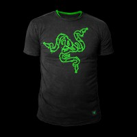Razer Barbed T- Shirt Men M (RGF4M01S1K-01-00ME)