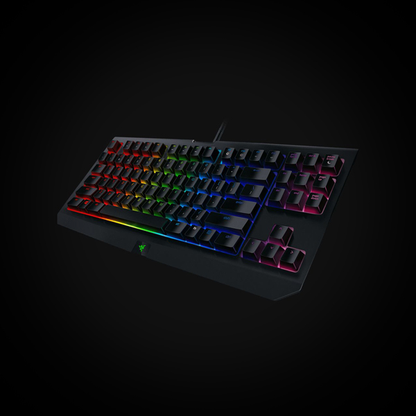 Razer BlackWidow Tournament Edition Chroma V2 Orange Switch (RZ03-02190700-R3M1) цена