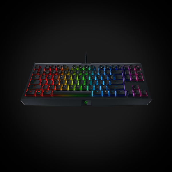 Razer BlackWidow Tournament Edition Chroma V2 Orange Switch (RZ03-02190700-R3M1) описание