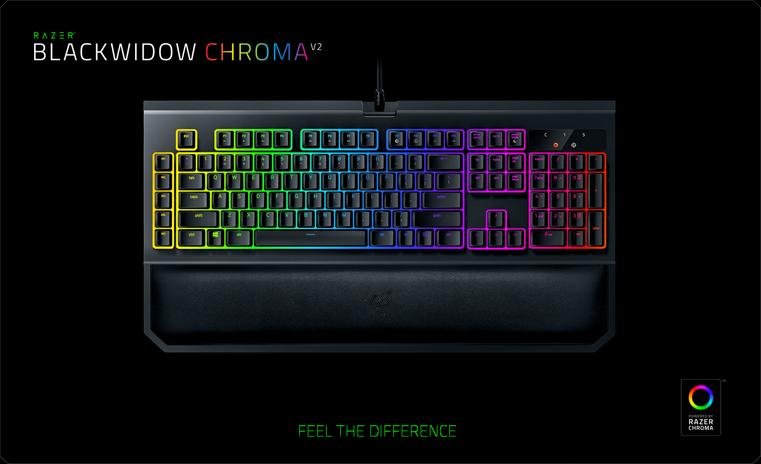 Razer BlackWidow Ultimate Chroma V2 (RZ03-02030700-R3R1)