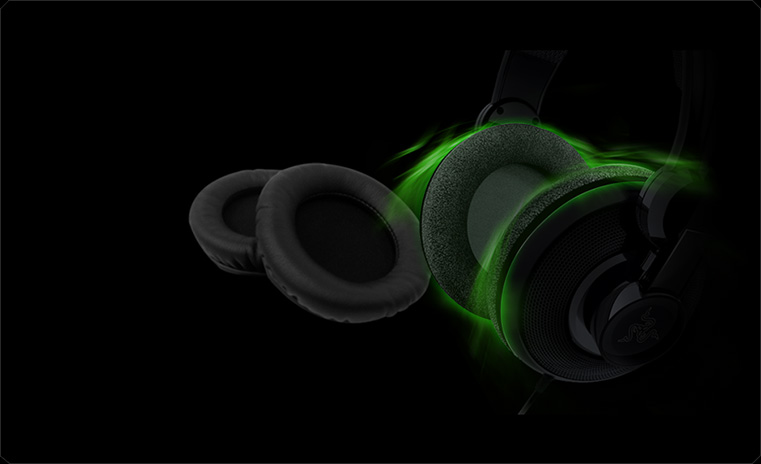 Razer Replacement Ear Cushions (RZ30-00270300-W1M1)