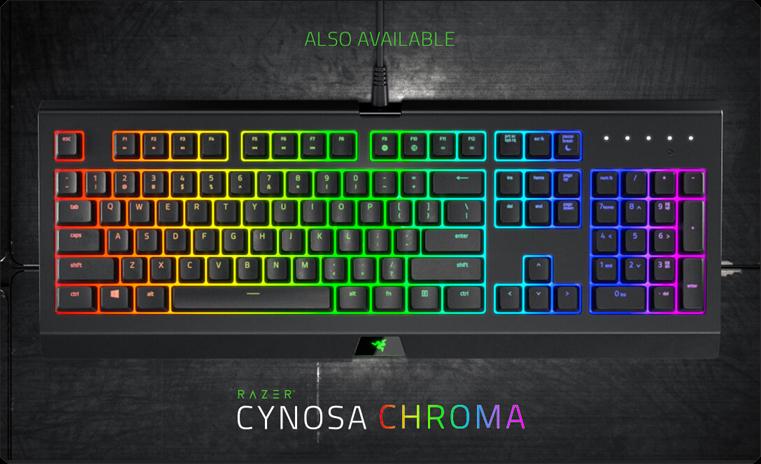 Razer Cynosa Chroma (RZ03-02260800-R3R1)