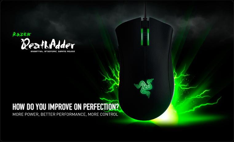 Razer DeathAdder Expert (RZ01-00840100-R3G1)