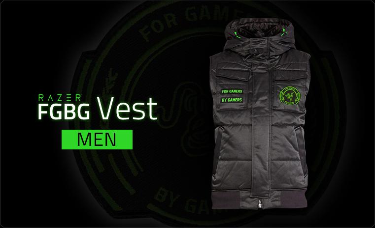 Razer FGBG Vest Men S (RGF5M13S2V-04SM)