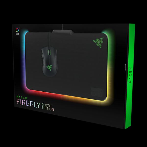 Razer Firefly Cloth (RZ02-02000100-R3M1) фото