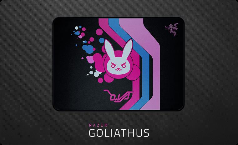 Razer Goliathus Medium Speed D.Va Edition (RZ02-01072200-R3M1)