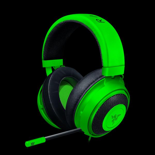 RAZER Kraken Multi Platform Green (RZ04-02830200-R3M1) купить