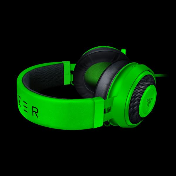 Razer Kraken Green (RZ04-02830200-R3M1) описание