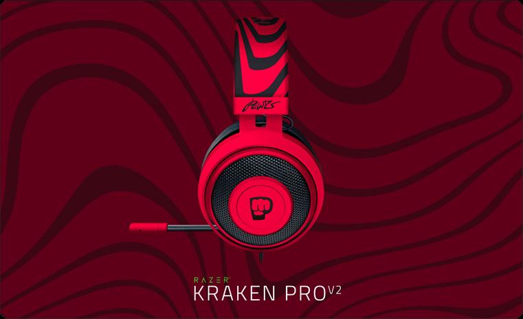 Razer Kraken Pro V2 PewDiePie Edition (RZ04-02050800-R3M1)