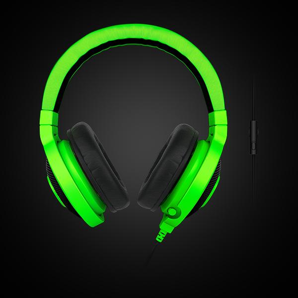 Razer Kraken Pro Green New (RZ04-01380200-R3M1) купить
