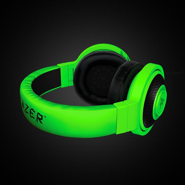 Razer Kraken Pro Green New (RZ04-01380200-R3M1) в Украине
