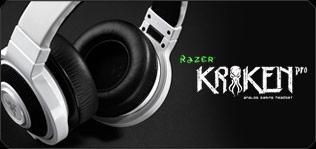 Razer Kraken Pro White