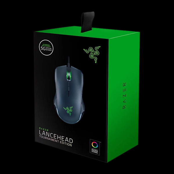 Razer Lancehead Tournament Edition (RZ01-02130100-R3G1) описание
