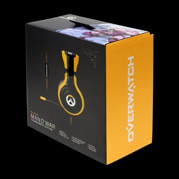 Razer Man O'War Overwatch Edition (RZ04-01920100-R3M1) стоимость