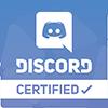 Discord sertified