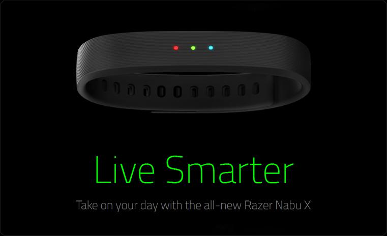 Razer Nabu X Smartband Black (RZ15-01290100-R3G1)