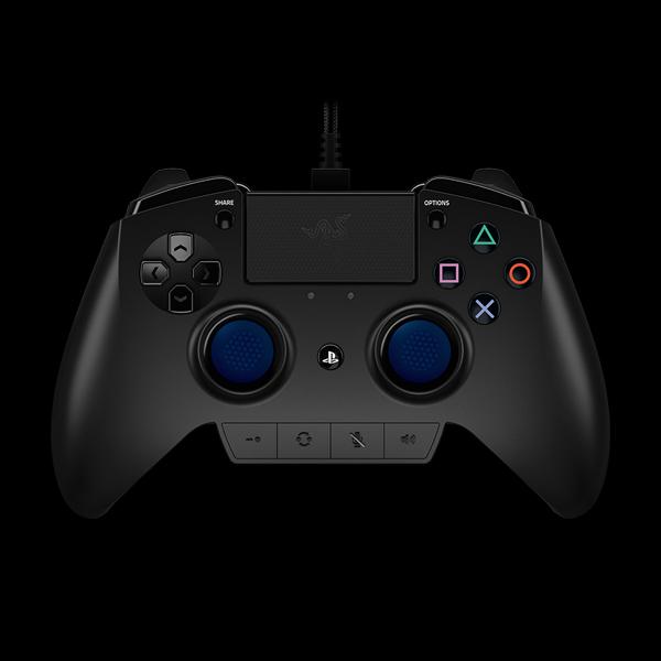 Razer Raiju PS4 (RZ06-01970100-R3G1) купить