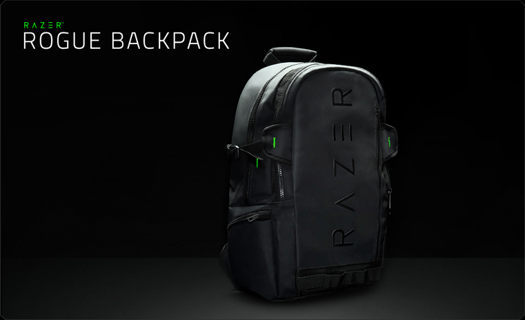 Razer Rogue Backpack 15.6 (RC81-02410101-0500)