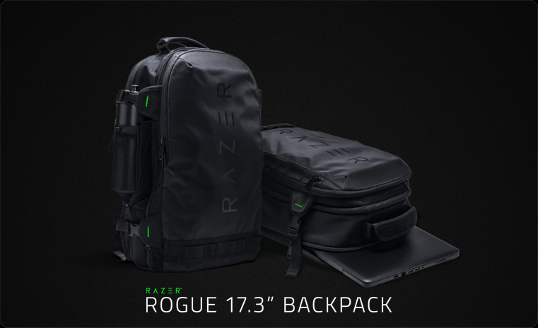 Razer Rogue Backpack 17.3 V2 (RC81-03130101-0500)