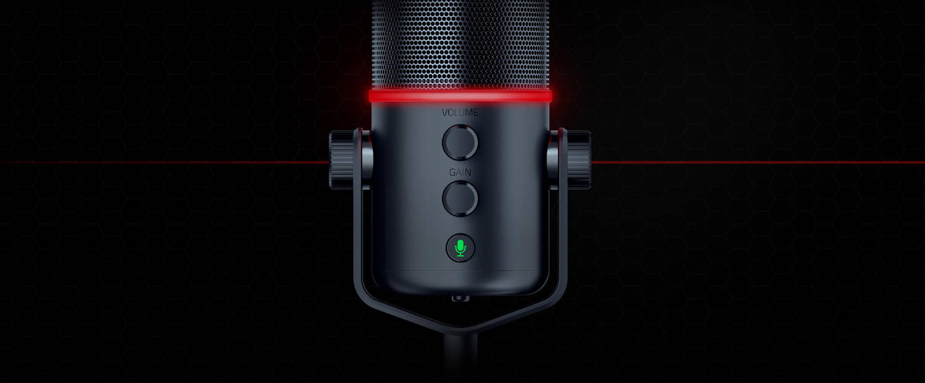 Кнопки микрофона