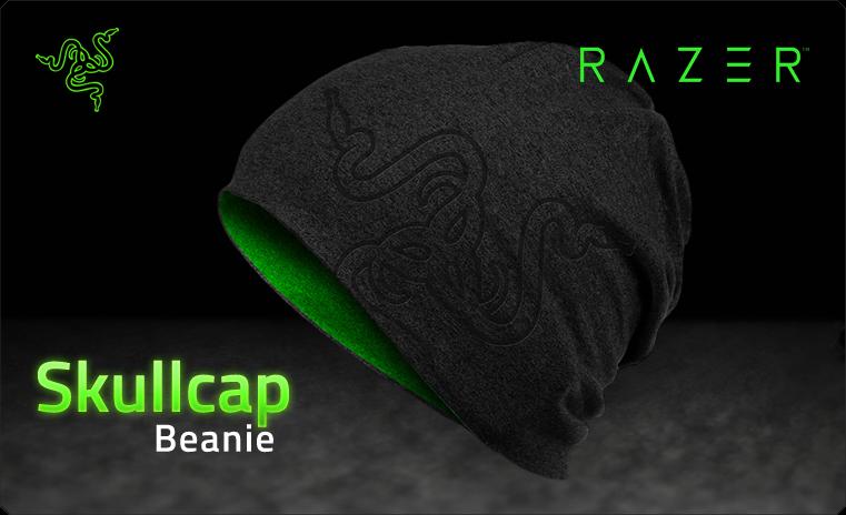 Razer Skullcap Beanie ЗОНА51 fe8aa1e707b