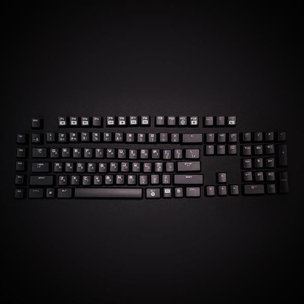 Сменные кнопки для клавиатуры Razer BWU фото