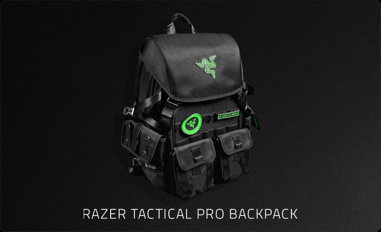 Razer Tactical Backpack Pro (RC21-00720101-0000)