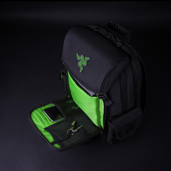 Razer Tactical Backpack (RC21-00910101-0500) описание