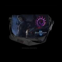 Razer StarCraft II Zerg Edition Messenger Bag (RC21-00270201-R3M1)