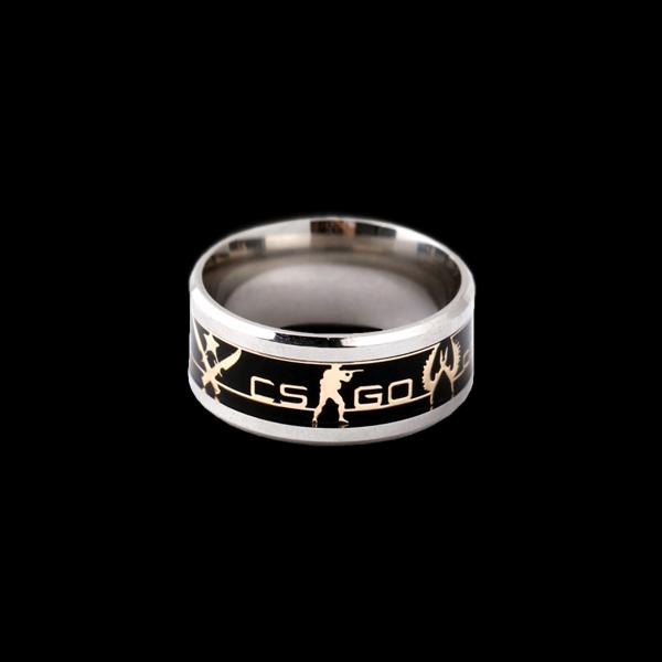 CS:GO Black/Gold (Size 9) купить