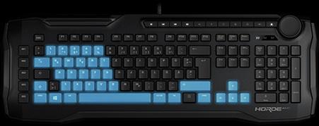 Улучшенные неблокируемые клавиши