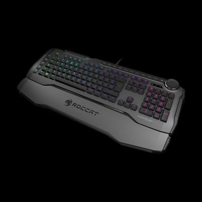Roccat Horde AIMO Membranical RGB Gaming Keyboard Grey (ROC-12-361-GY) купить