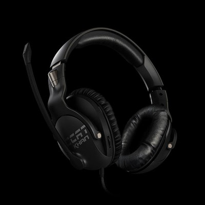Roccat Khan Pro, Black (ROC-14-622) купить