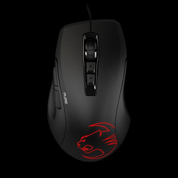 Roccat Kone Pure Optical RGB Gaming Mouse (ROC-11-725) фото