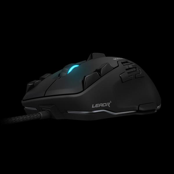 Roccat Leadr Wireless Multi-Button RGB Gaming Mouse (ROC-11-852) описание