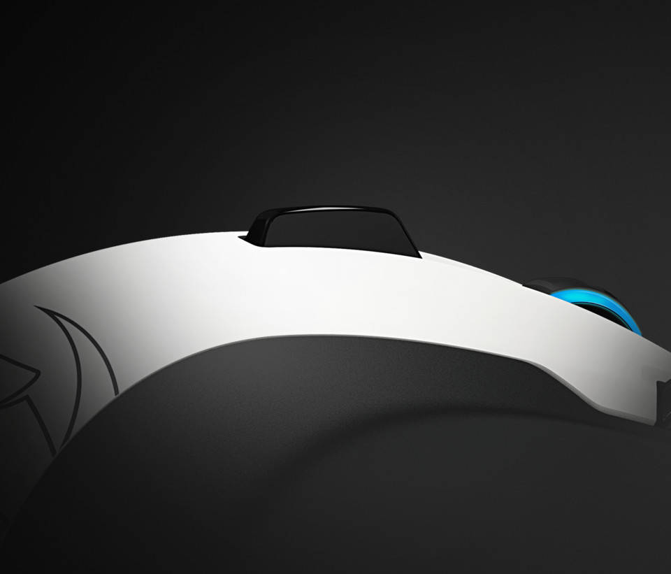 Одна из кнопок мыши