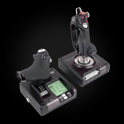 Saitek X52 Pro Flight System купить