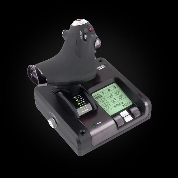 Saitek X52 Pro Flight System фото
