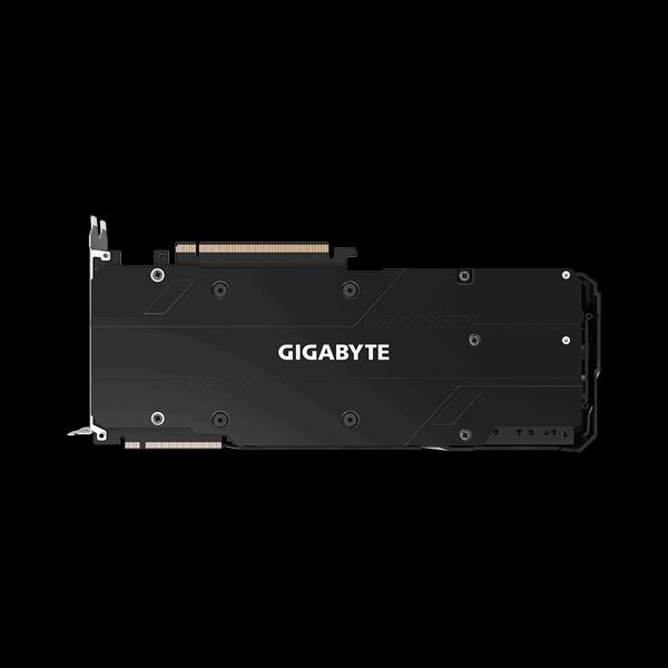 Gigabyte GeForce RTX 2080 WINDFORCE OC 8G (GV-N2080WF3OC-8GC) цена