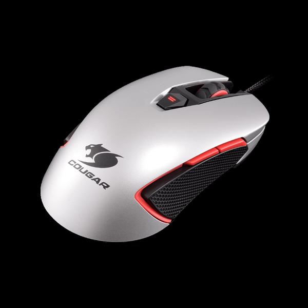 Игровая мышь Cougar 400M Silver (3M400WOS.0001)_66525 - Уценка фото