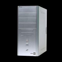 Корпус 3R 203 silver_64787