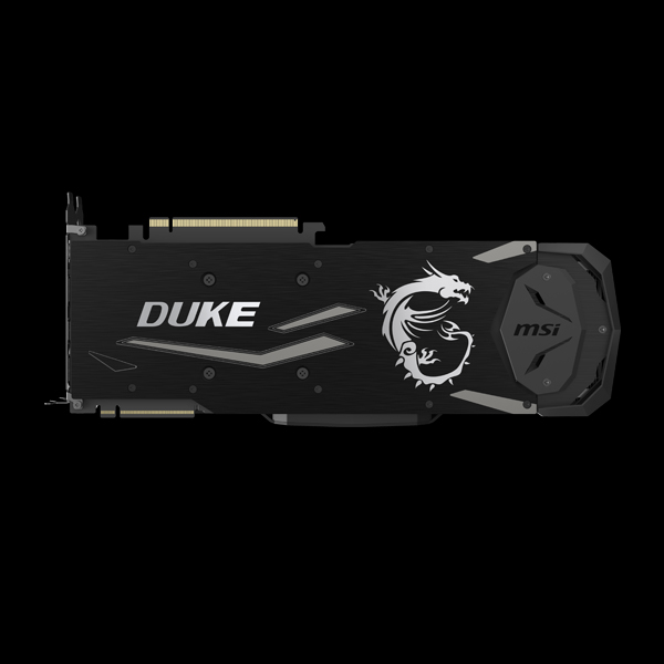 MSI GeForce RTX 2080 DUKE 8G OC цена