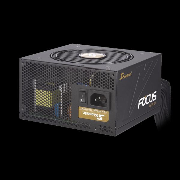 Seasonic Focus 450 Gold (SSR-450FM) купить