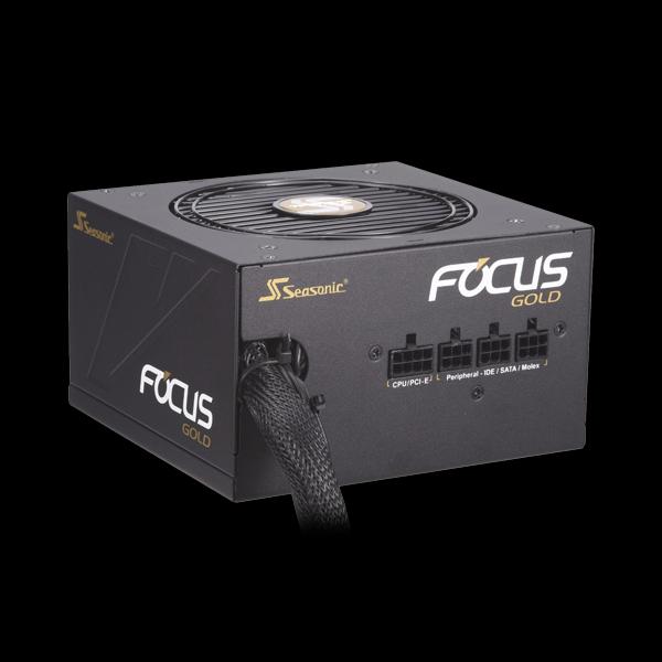 Seasonic Focus 450 Gold (SSR-450FM) цена