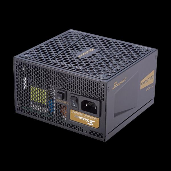 Seasonic Prime Ultra 550W Gold (SSR-550GD2) купить