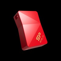 Silicon Power 16Gb Jewel Red USB3.0 (SP016GBUF3J08V1R)