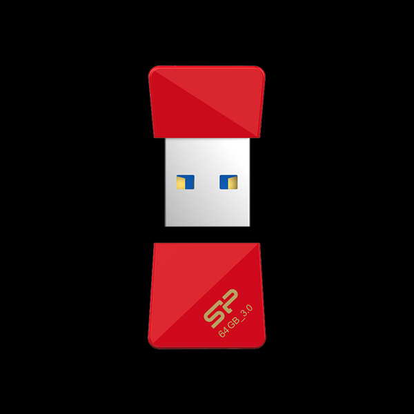 USB флешка Silicon Power Ultima II I-series Silver 64GB (SP064GBUF2M01V1