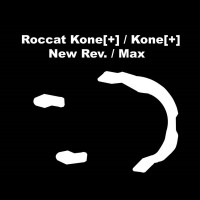Corepad Glides for Roccat Kone[+] / Kone[+] New Rev./Max